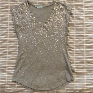 Maurices Sequin Shirt